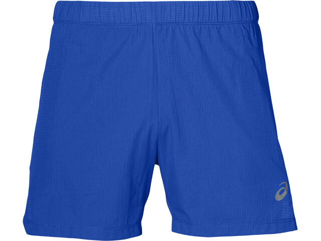 asics Cool 2-N-1 Short running Homme, illusion blue